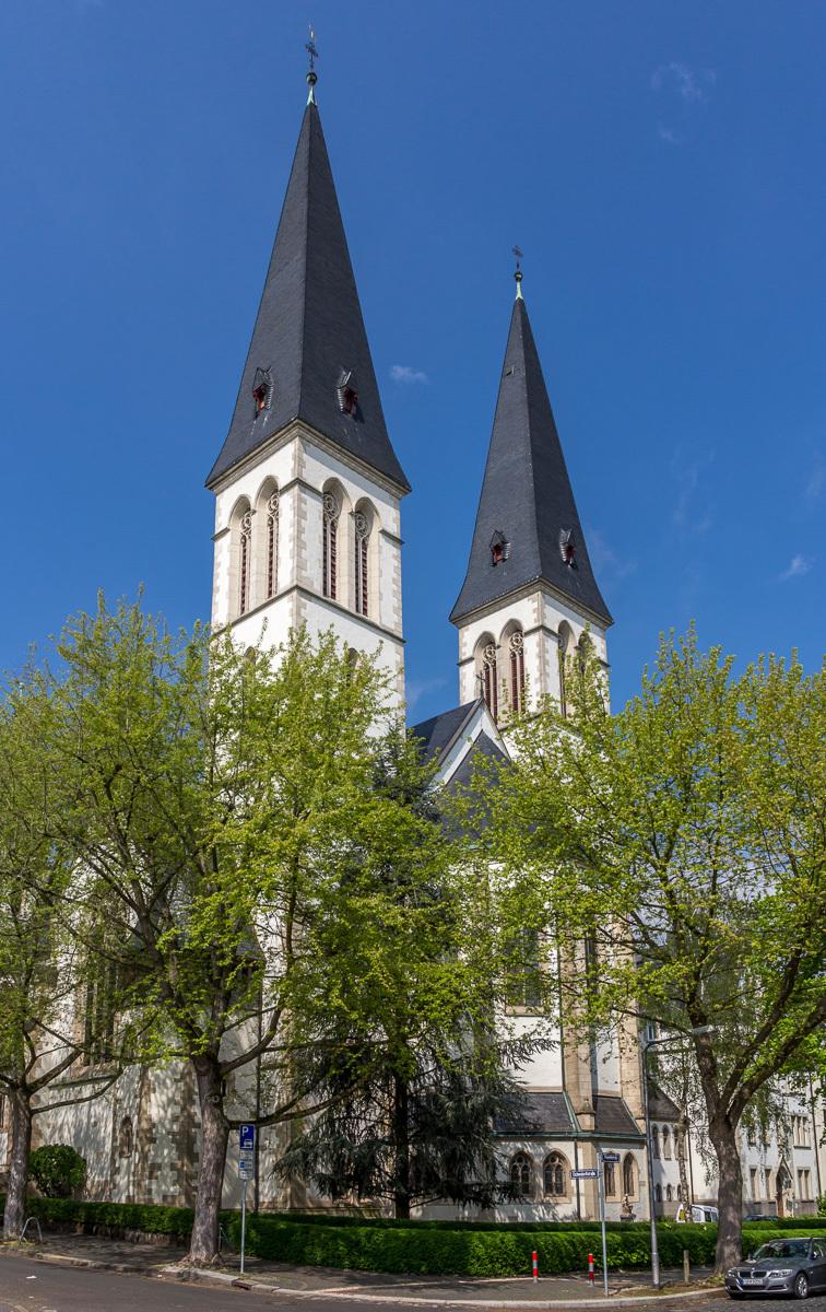 Dreifaltigkeitskirche. Foto: Benjamin Dahlhoff