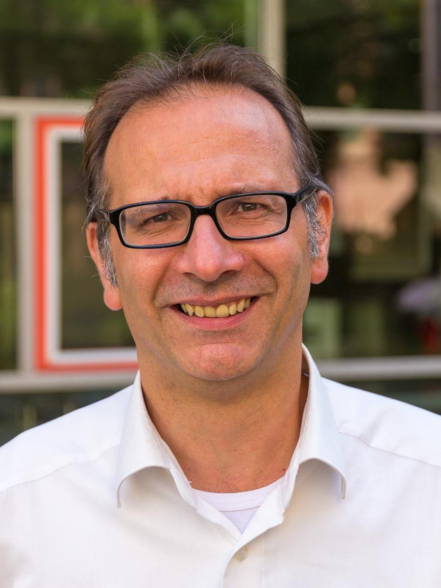 Gemeindereferent Heiko Litz