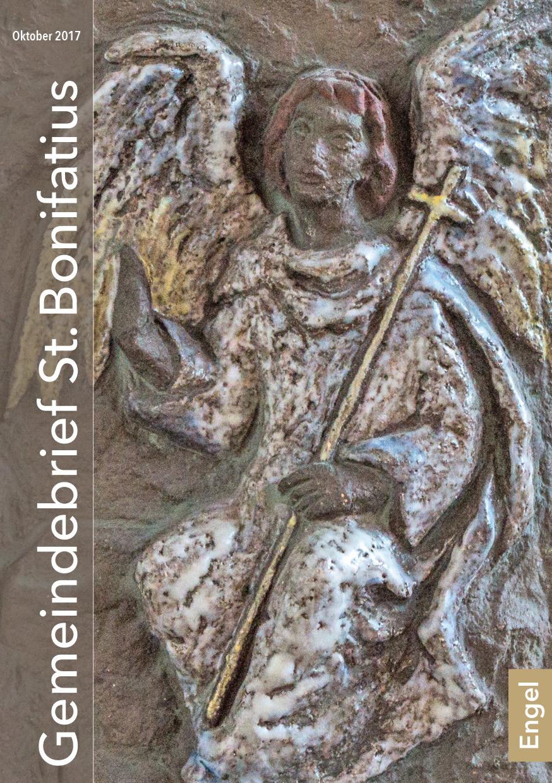 """Dieser Text stammt aus dem Gemeindebrief 10/2017 mit dem Titel """"Engel"""". Das Bild zeigt eine Darstellung aus dem Kreuzweg in unserer St. Michaels-Kirche. Foto: B. Dahlhoff"""