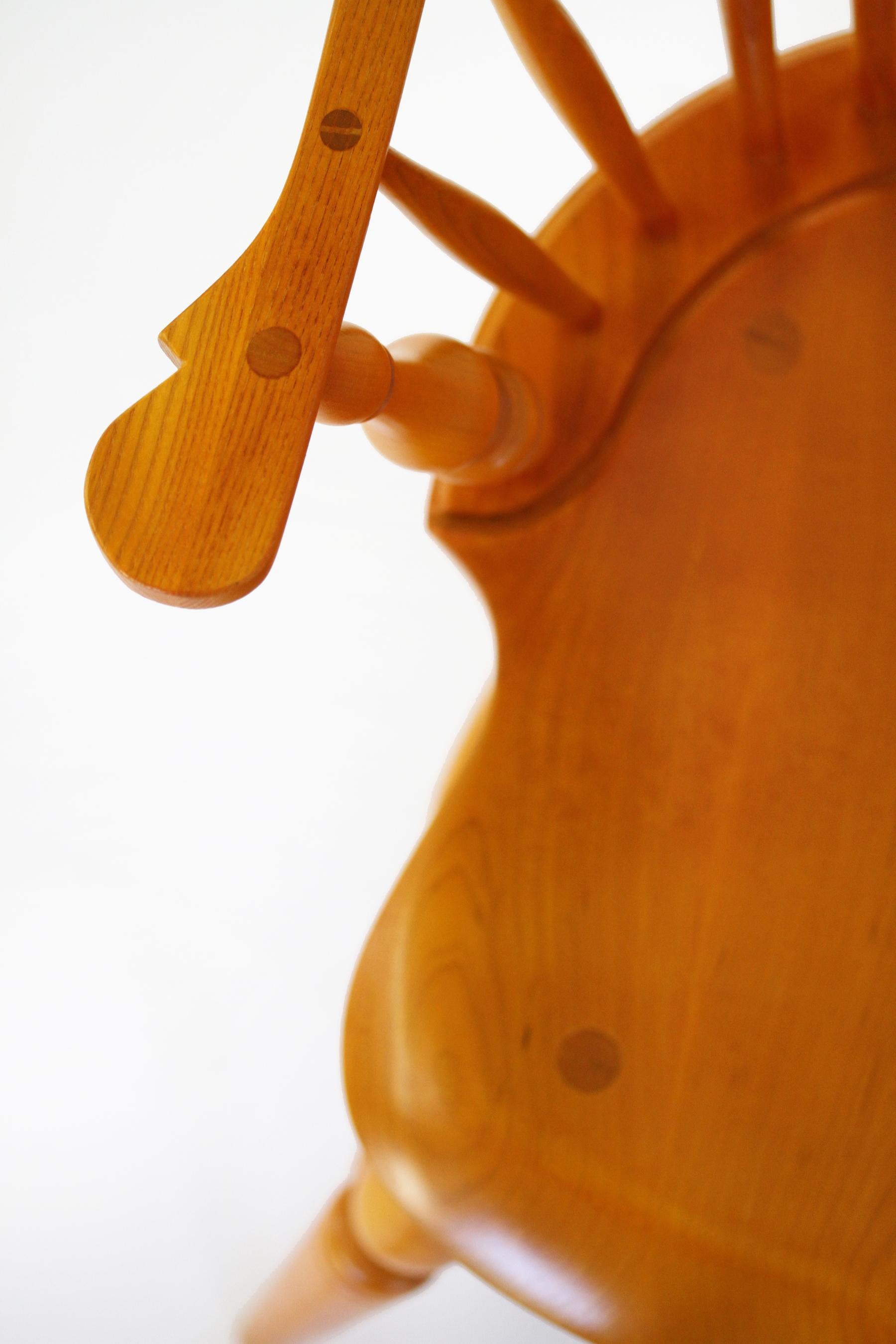 Fox Point Armchair:  Turmeric Stain