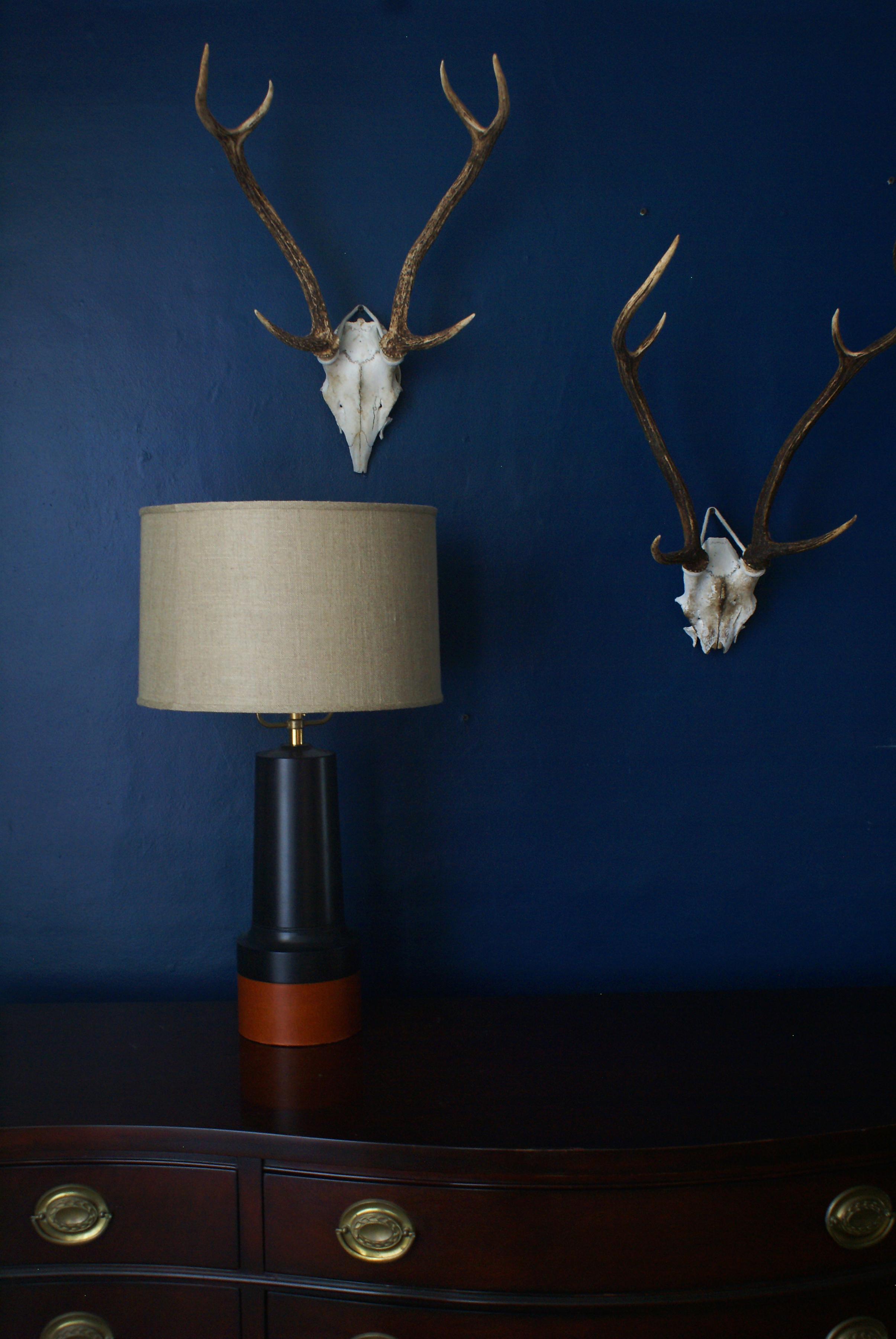 O&G Studio Moana Mirror Solid Walnut Bronze Glass Brass Hardware Protea Banksia