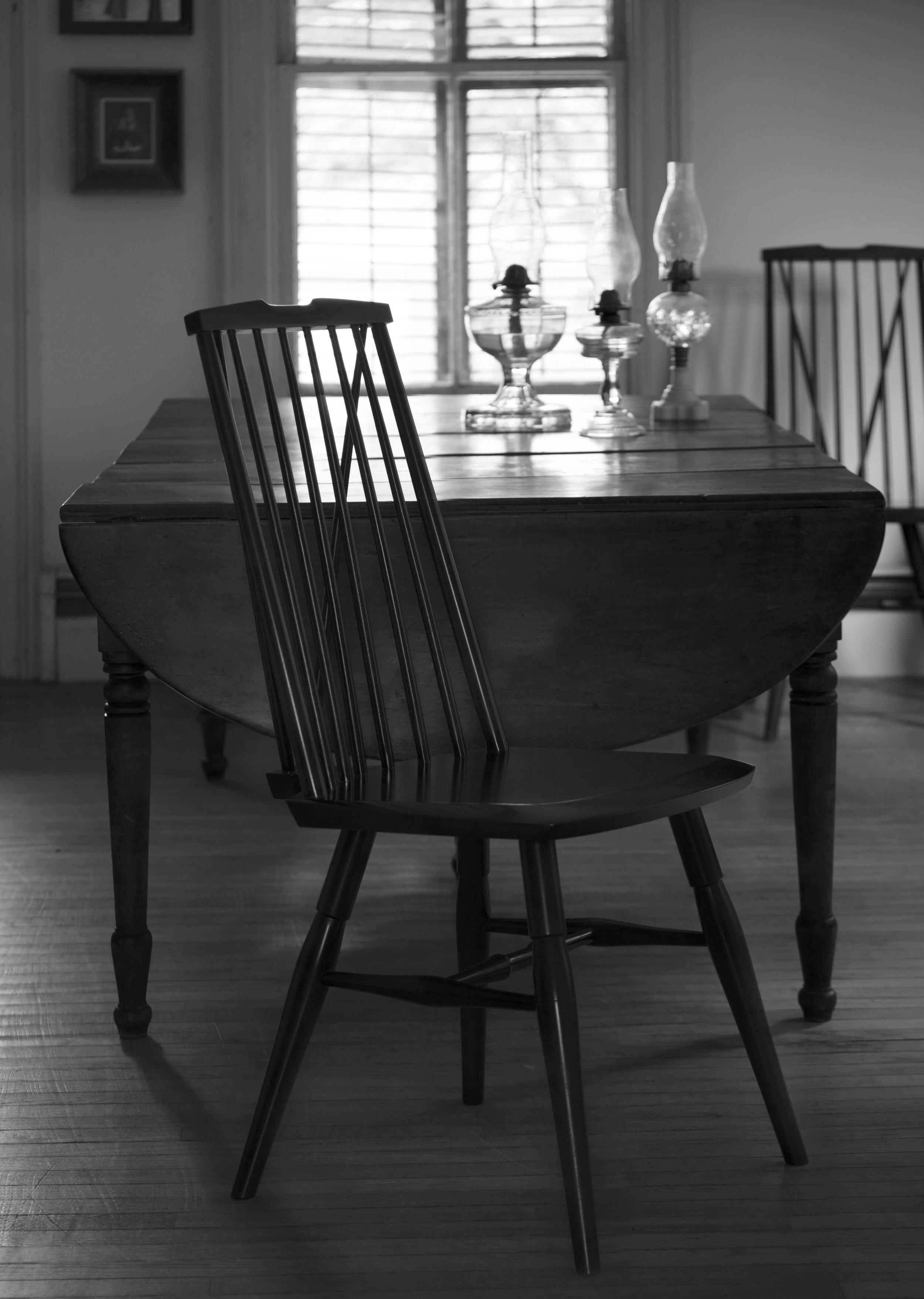 O&G Aquinnah Chair Windsor Modern Contemporary Black Shaker Dining.jpg