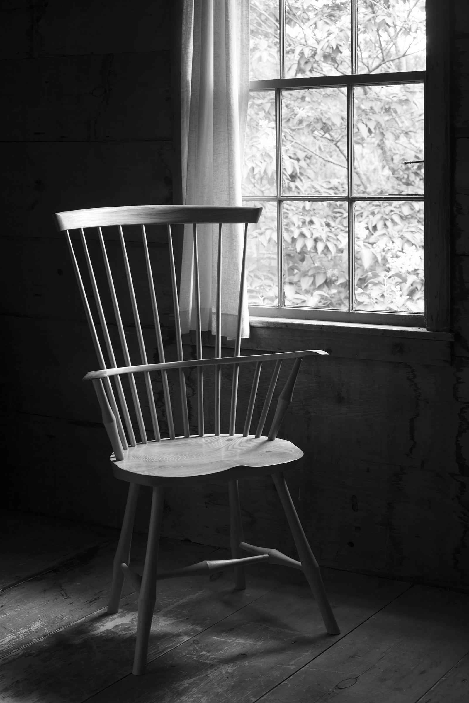 O&G Warren Chair Works Wayland High Back Fanback Armchair Hudson NY.jpg
