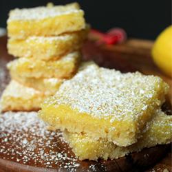 Basic Lemon Bars