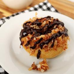 Caramel Delite Donuts