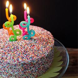 vanilla funfetti cake