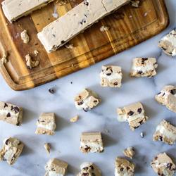 cookie dough ice cream bites