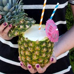 banana pineapple daiquiri
