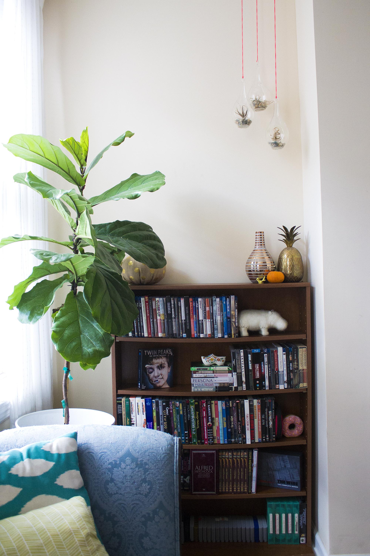 Favorite Corner via Unusually Lovely