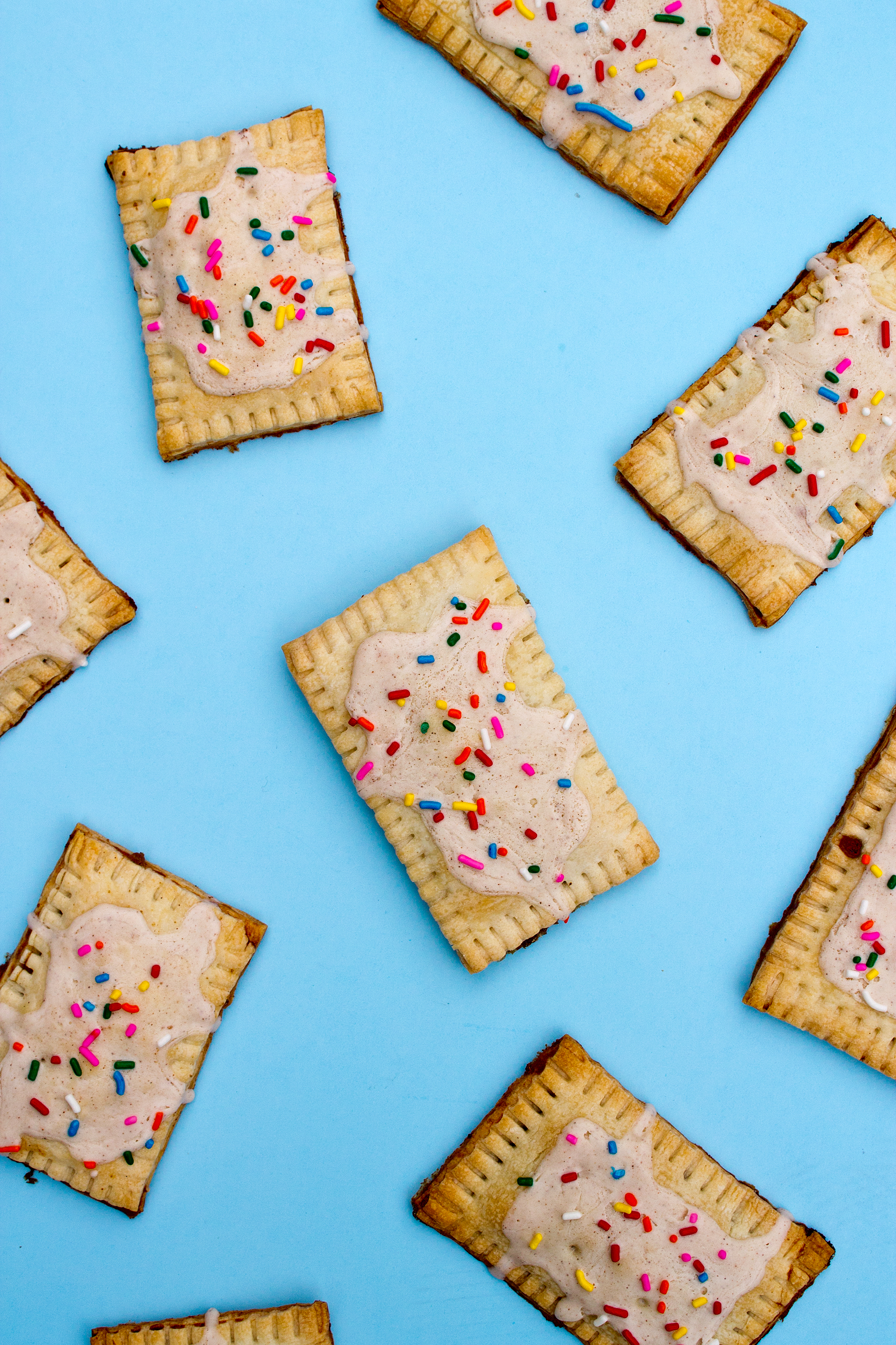 Brown Sugar Cinnamon Poptarts from UnusuallyLovely.com