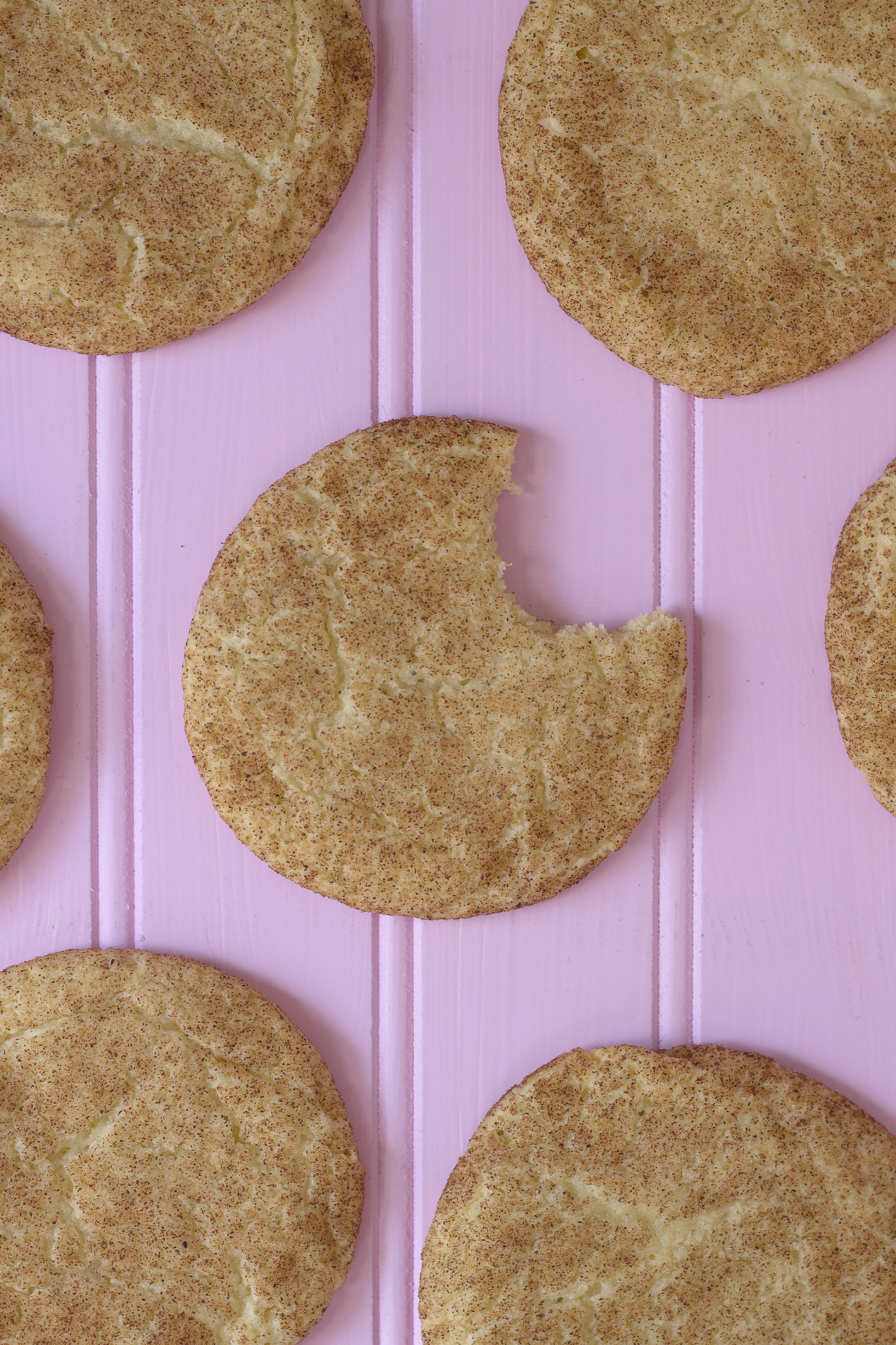 Chai Snickerdoodles via UnusuallyLovely.com