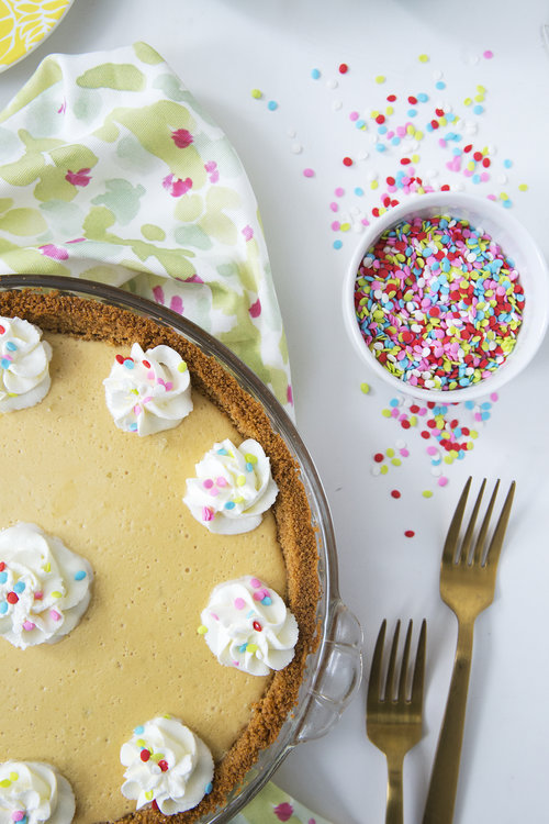 Key Lime Pie via UnusuallyLovely.com
