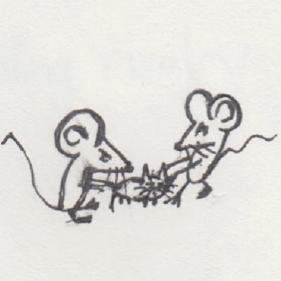Photo Credit: We totally jacked this drawing from Off Color's Twitter because mice like cheese.