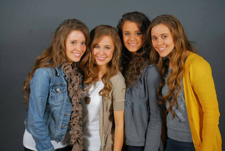 Photo from the Facebook Page - Duggar Family Blog