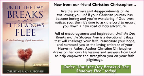 Until the Day Breaks & the Shadows Flee -  $17