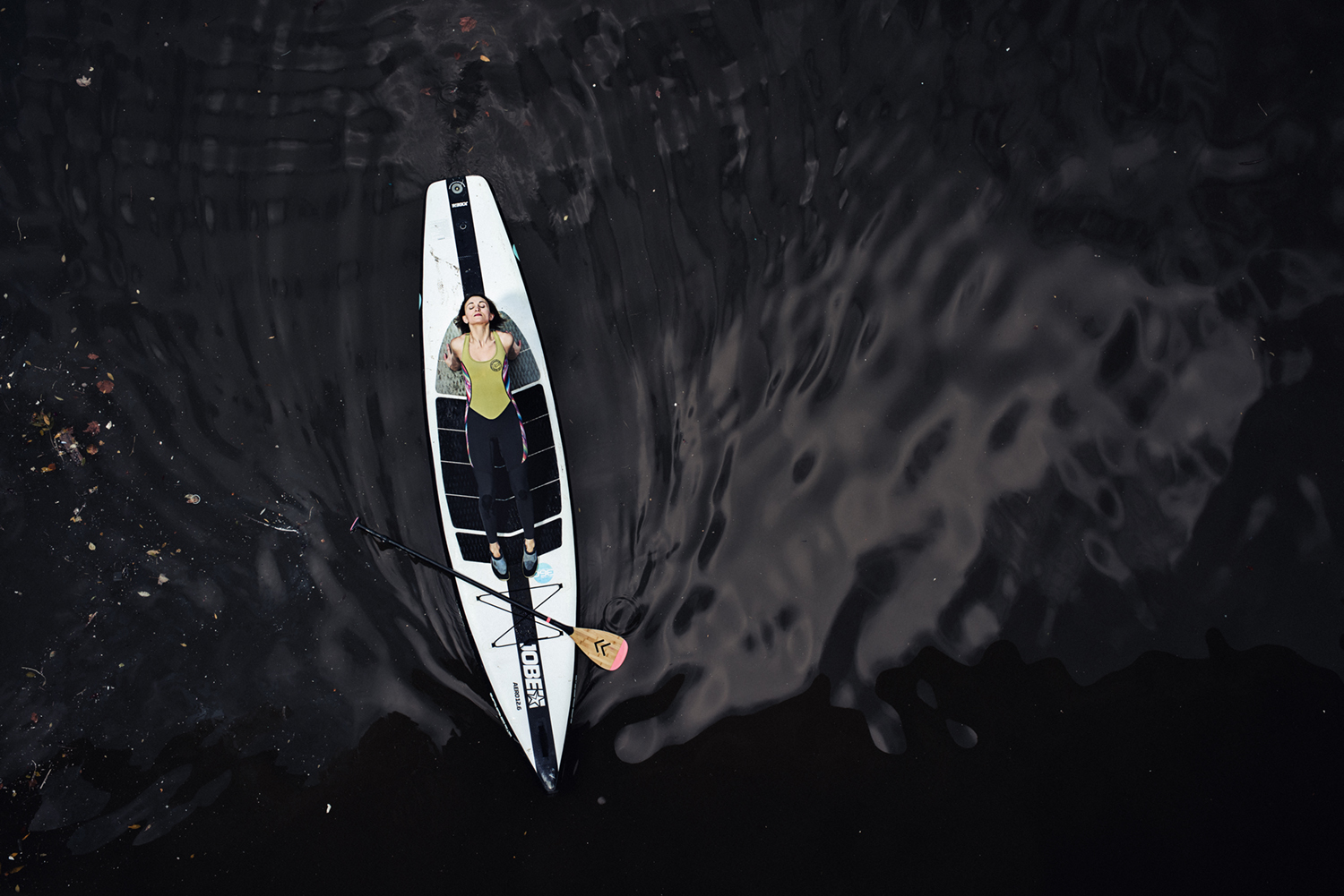 stand up paddle board yoga london