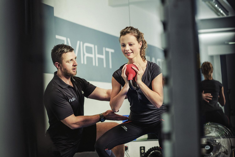fitness photographer london