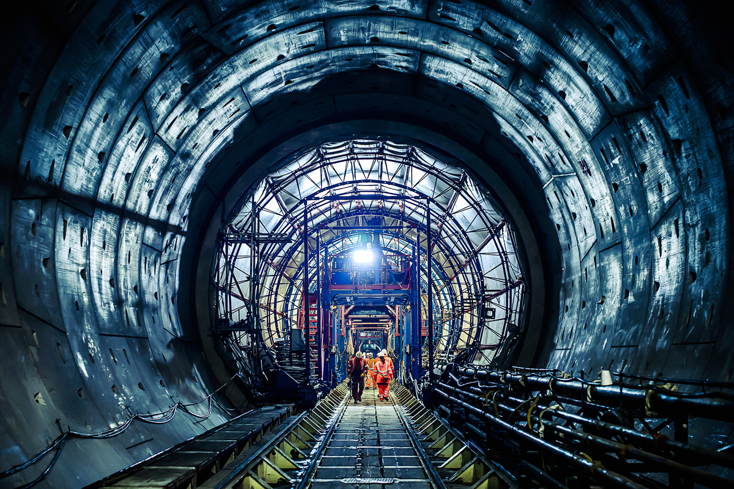 Lee Tunnel RICS infrastructure photographer of year 2016