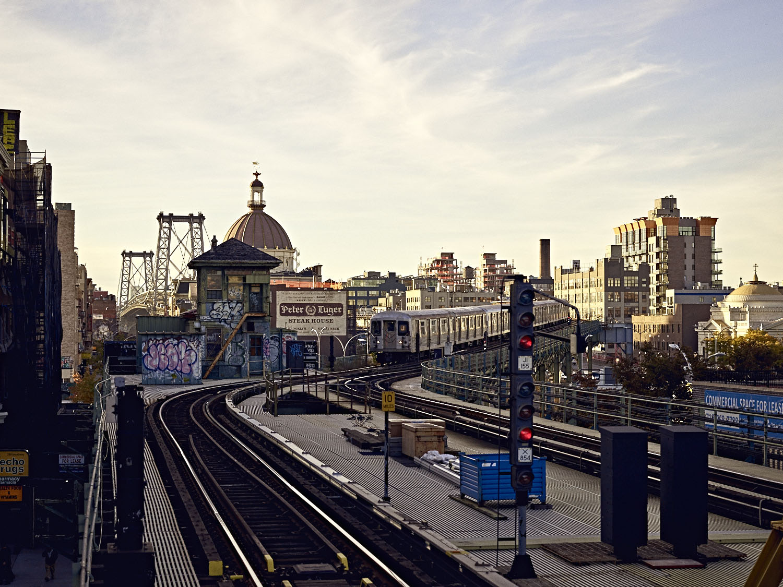 Marcy Avenue Subway