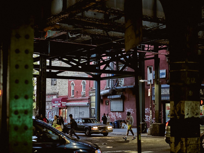 new york williamsburg street photography