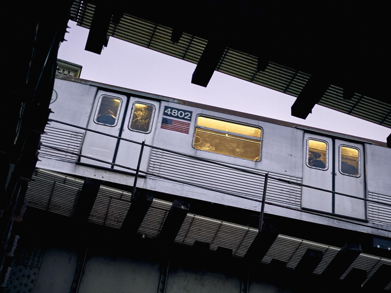 new york subway fine art