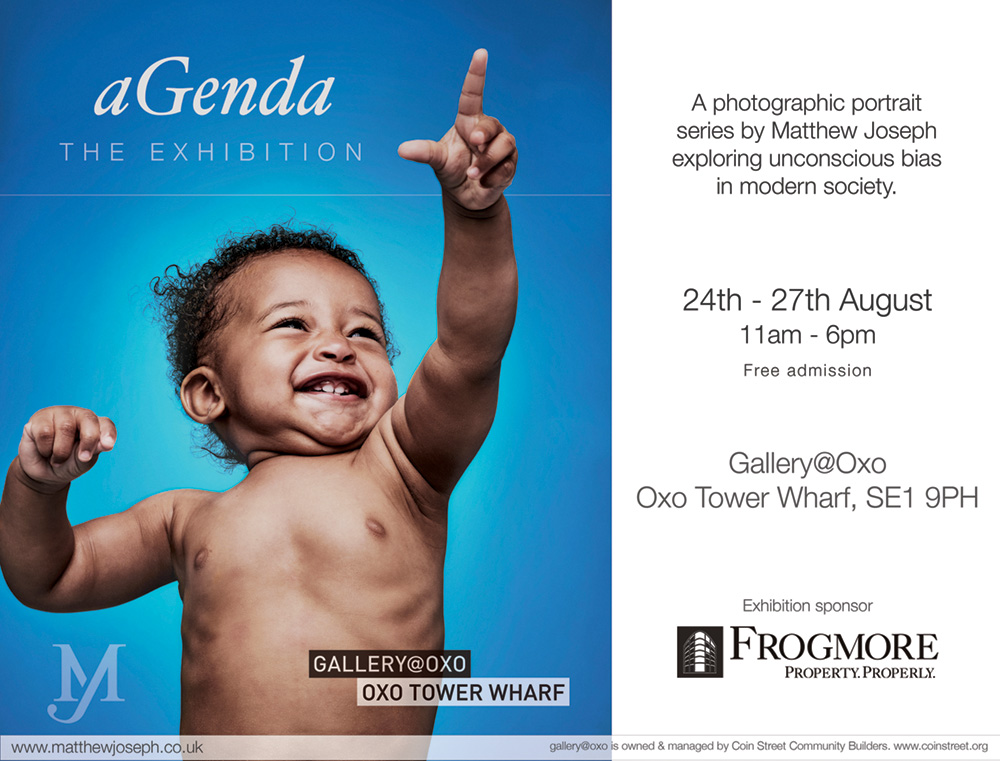 aGenda photography exhibition