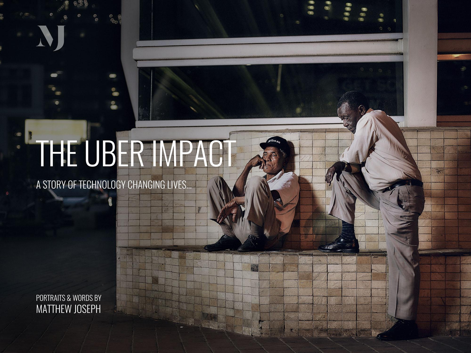 The Uber Impact by Matthew Joseph