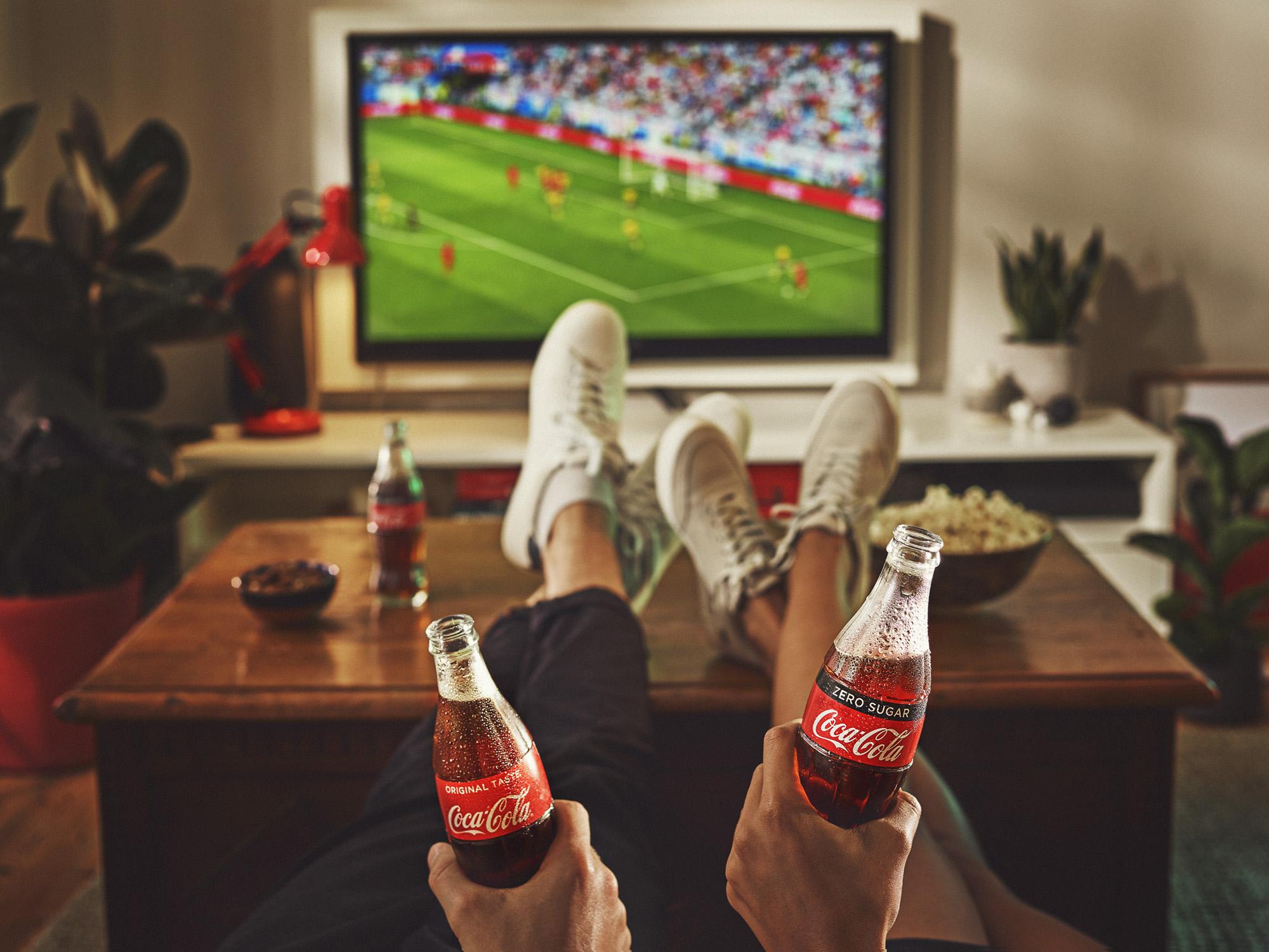 coca cola photography