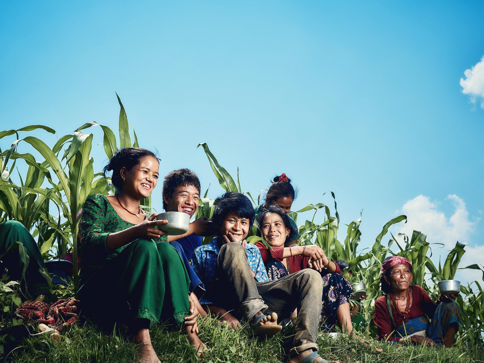 travel photography nepal