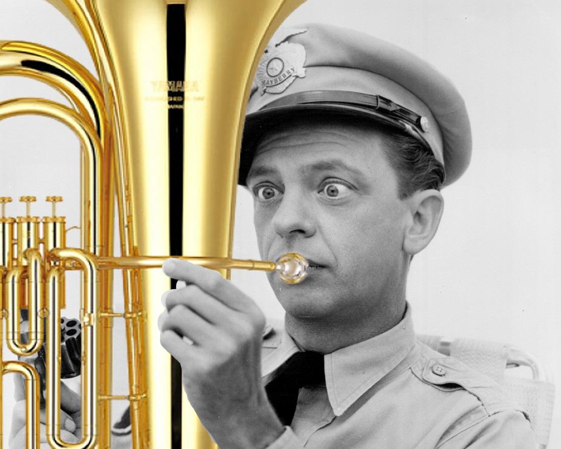 Good Cop, Bad Cop(Tuba or Euphonium and Piano) -