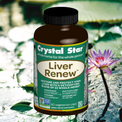 Liver Renew capsules provide serious liver cleansing in a convenient capsule preparation.