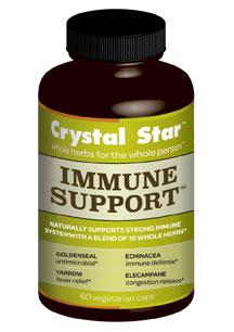 Anti-Bio caps are now renamed Immune Support