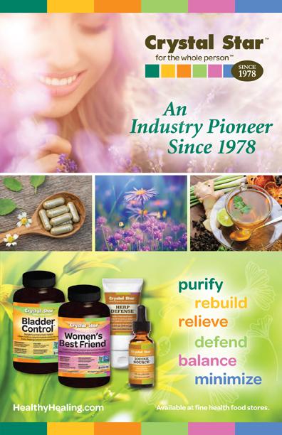 Crystal Star Product Catalog