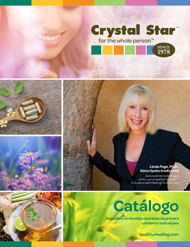 Crystal Star Product Catalog-Spanish