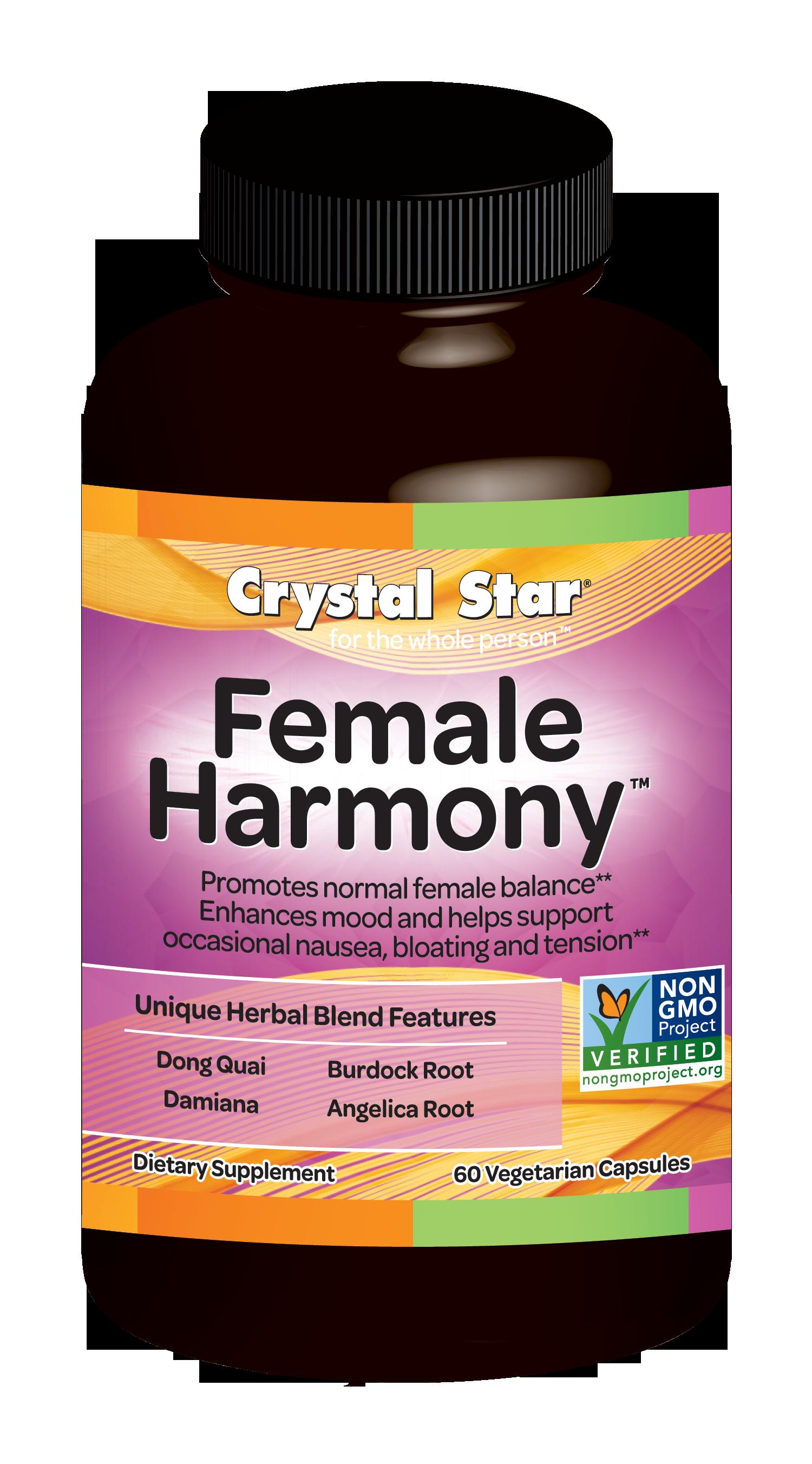 #17  Female Harmony