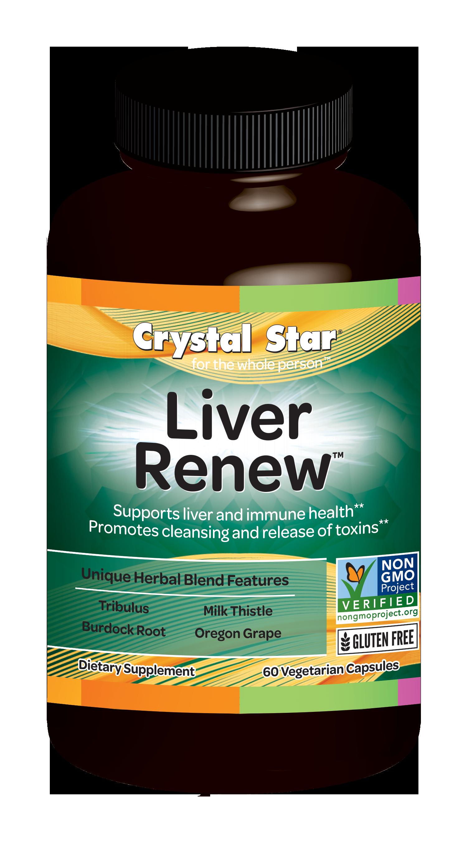 #8   Liver Renew