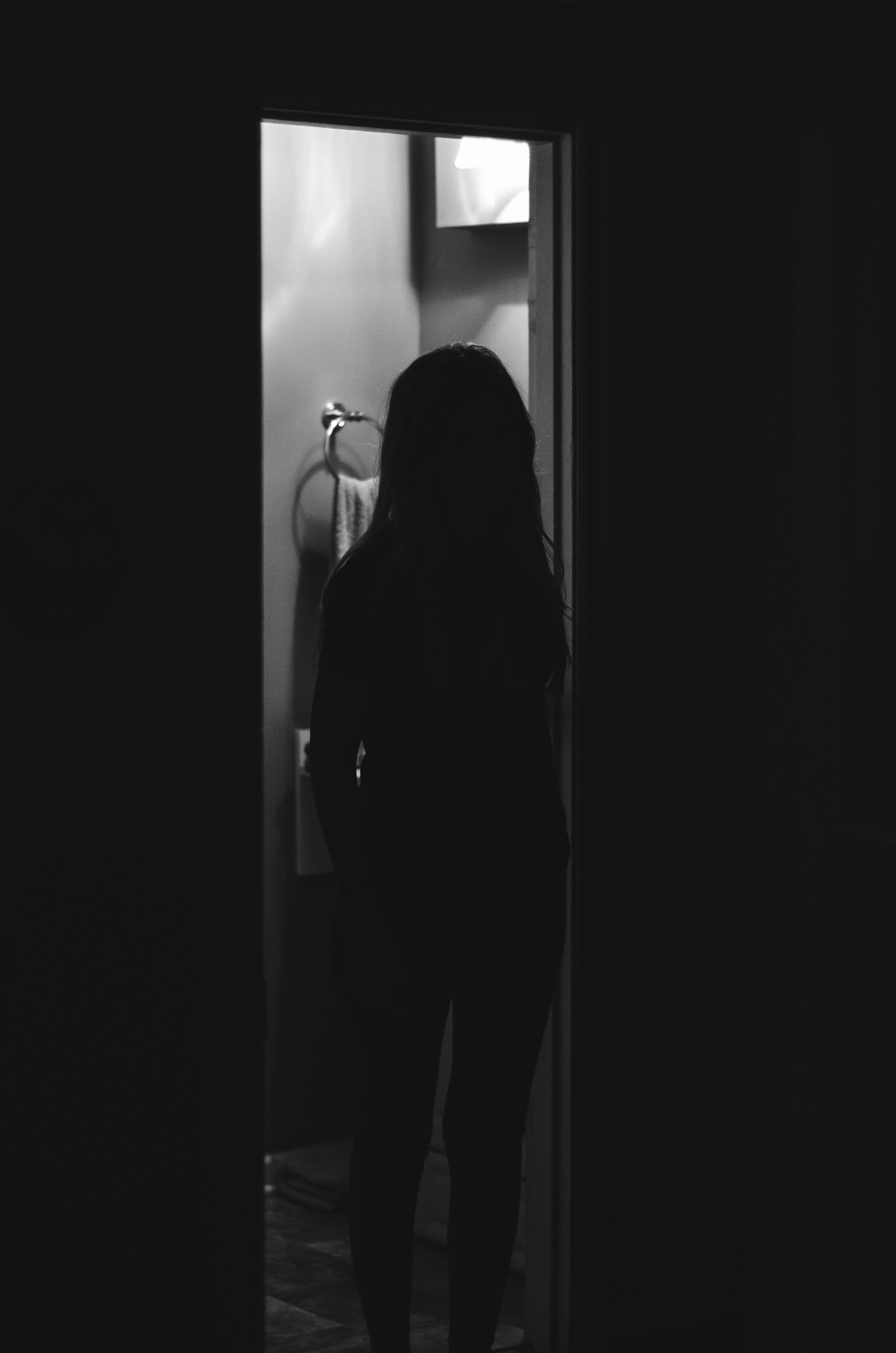 door way ghost
