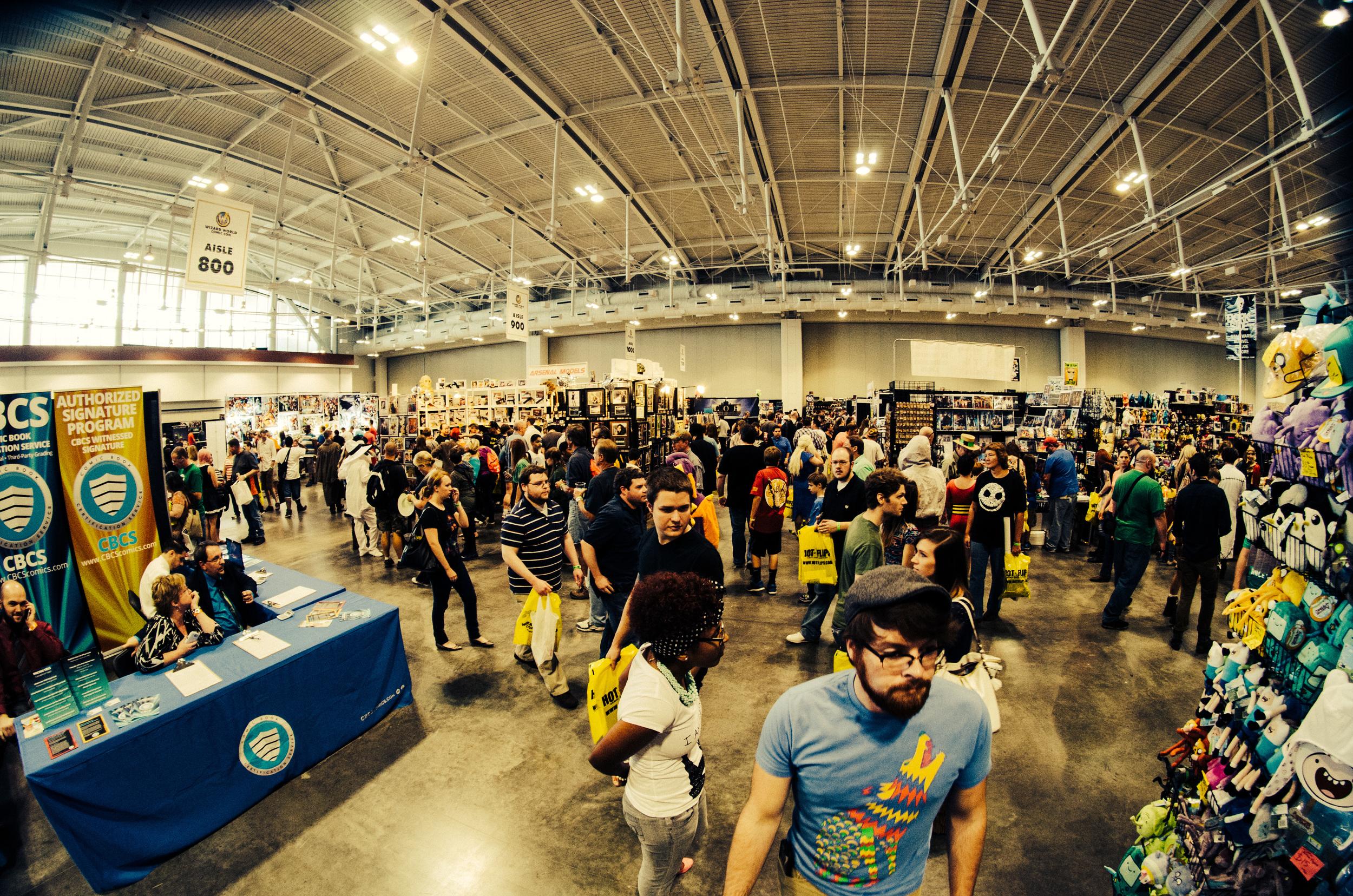 Comic Con, Nashville - Alex Farmer