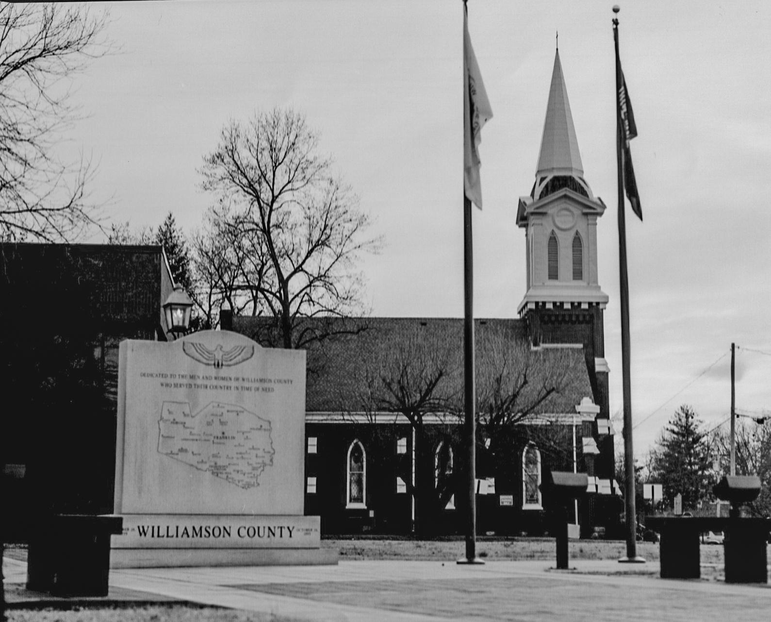 Cumberland Presbyterian Church - 2/4/2015