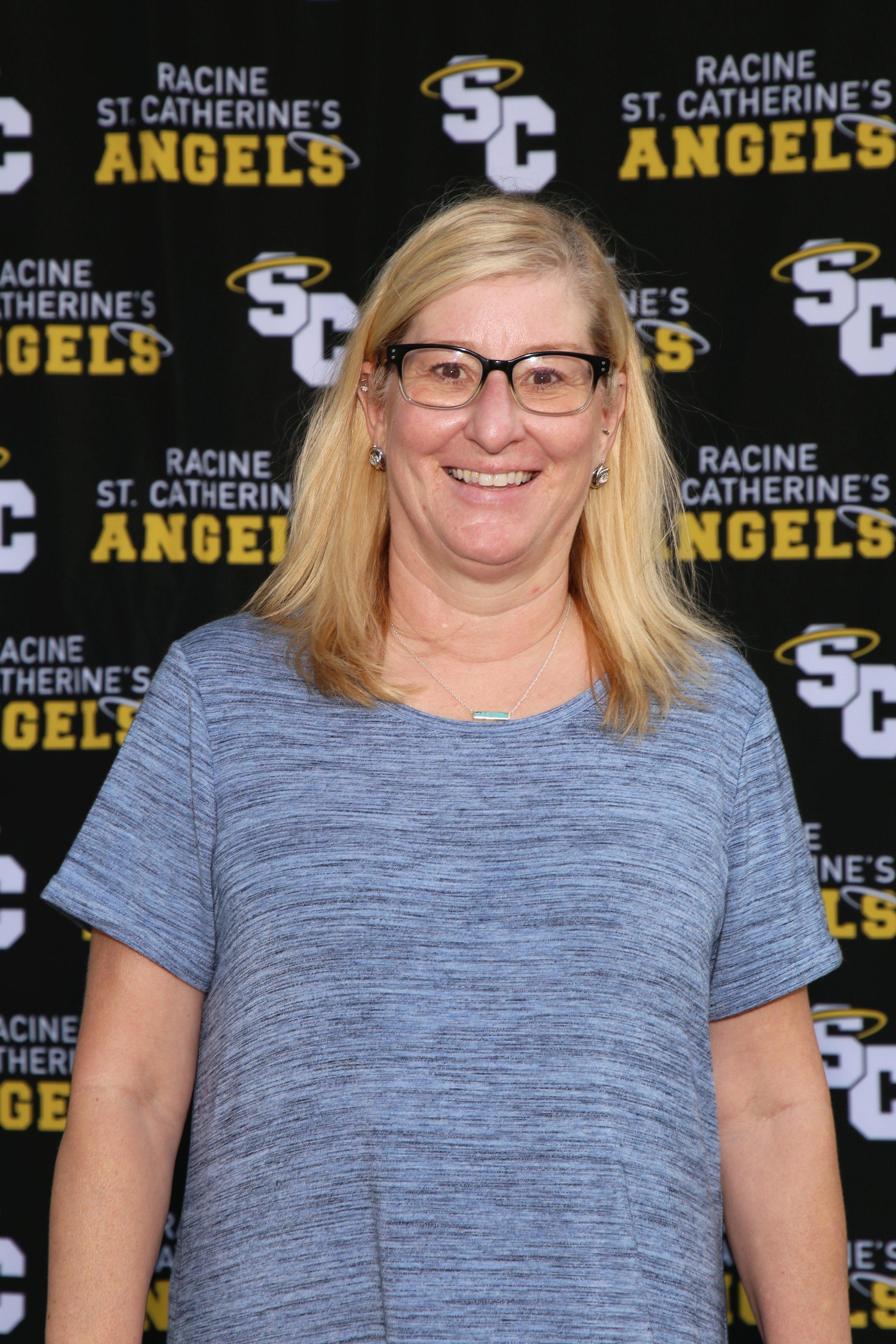 Coach Lori Prideaux