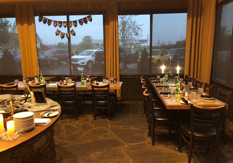 Private Dining Daniel S Restaurant Catering