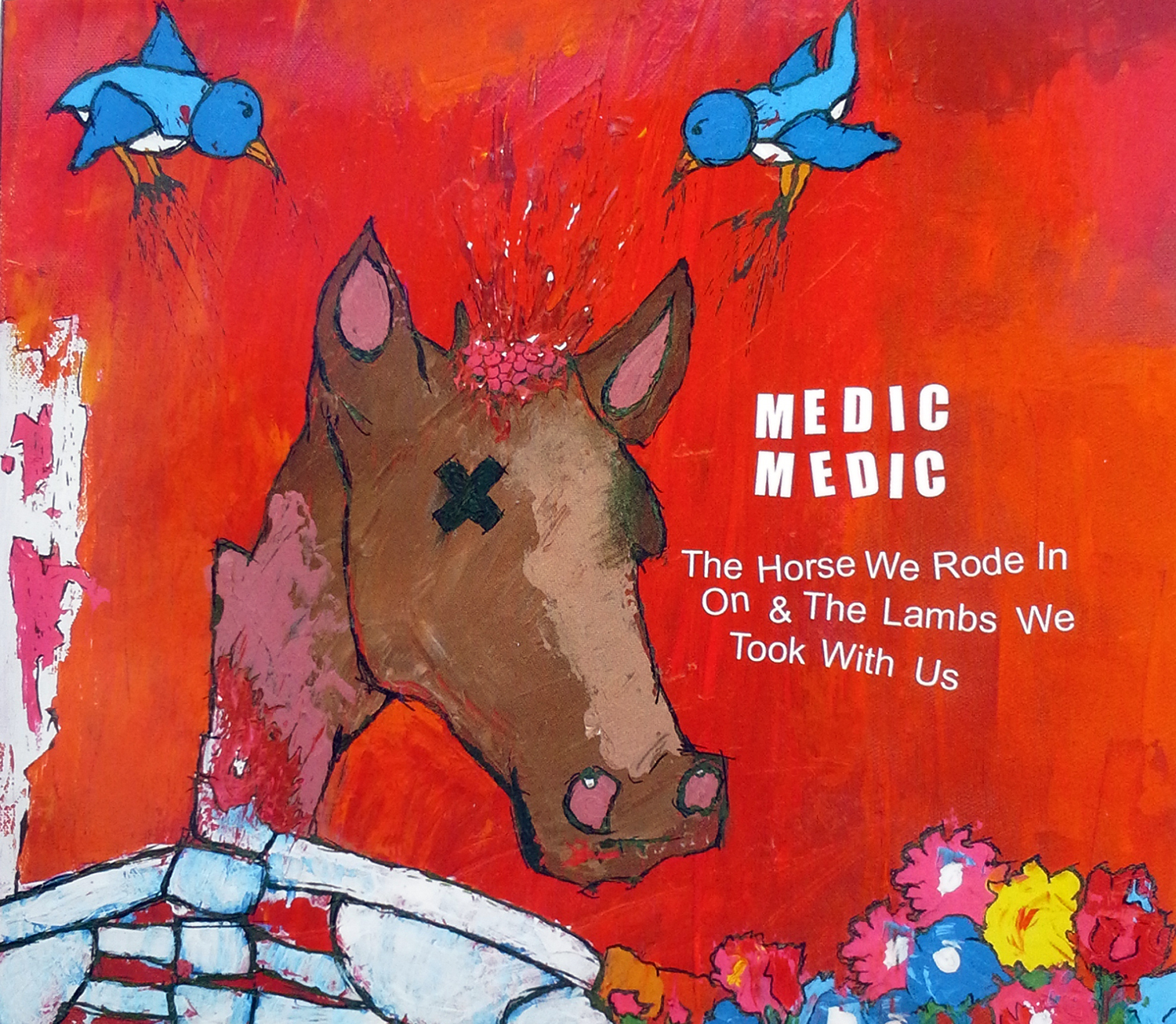 Medic Medic front cover