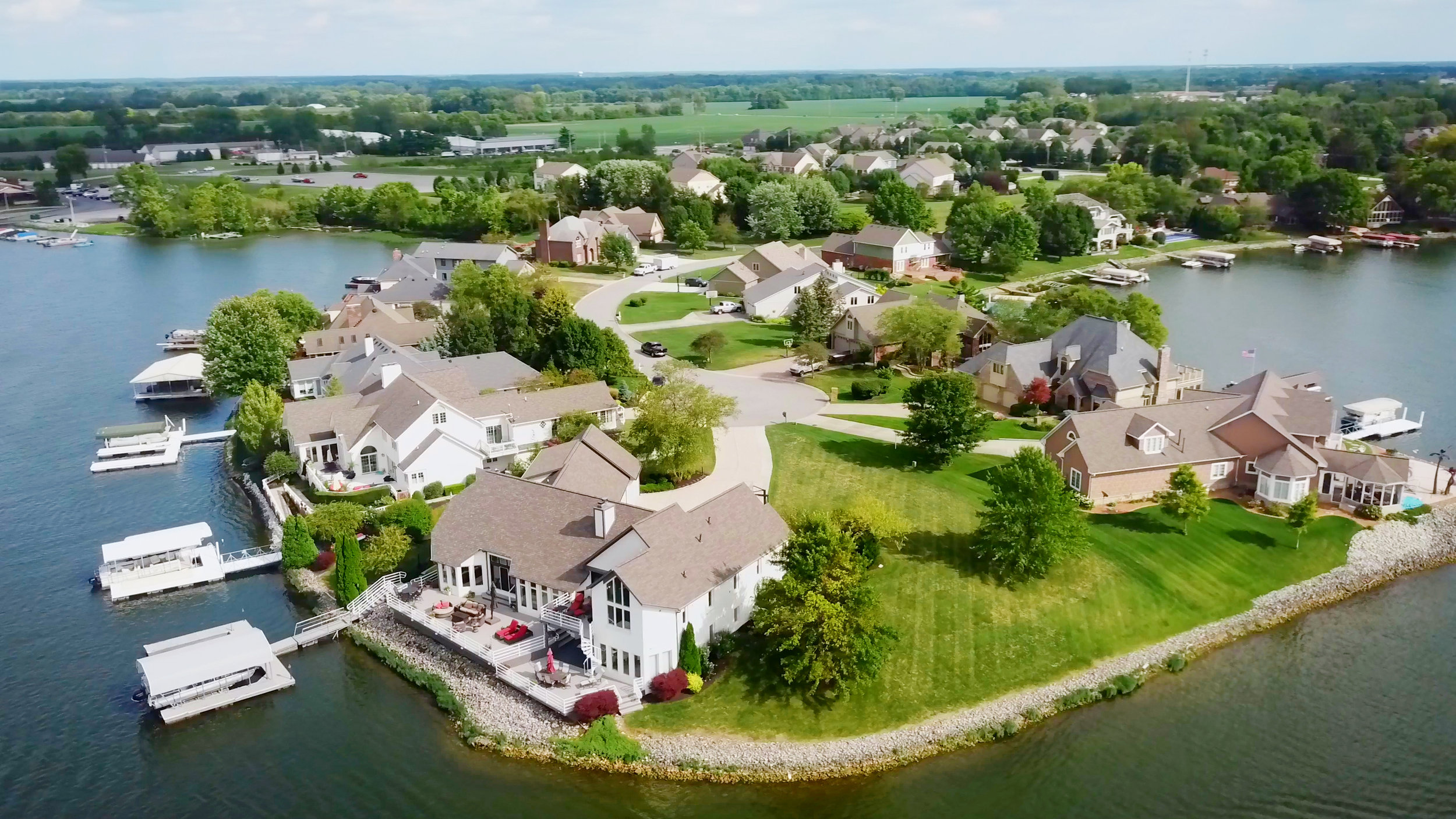 Drone Imagery & Videos - capturing your property from a unique perspective