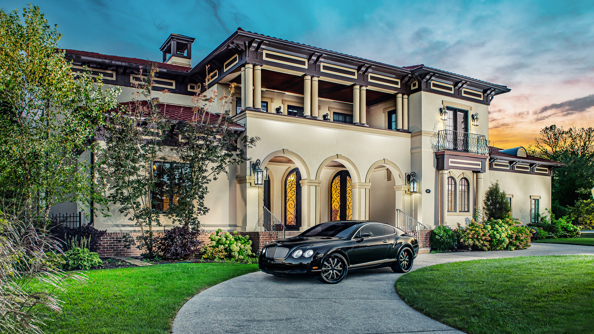 Breathtaking Twilight Imagery - that sets your property apart from all others