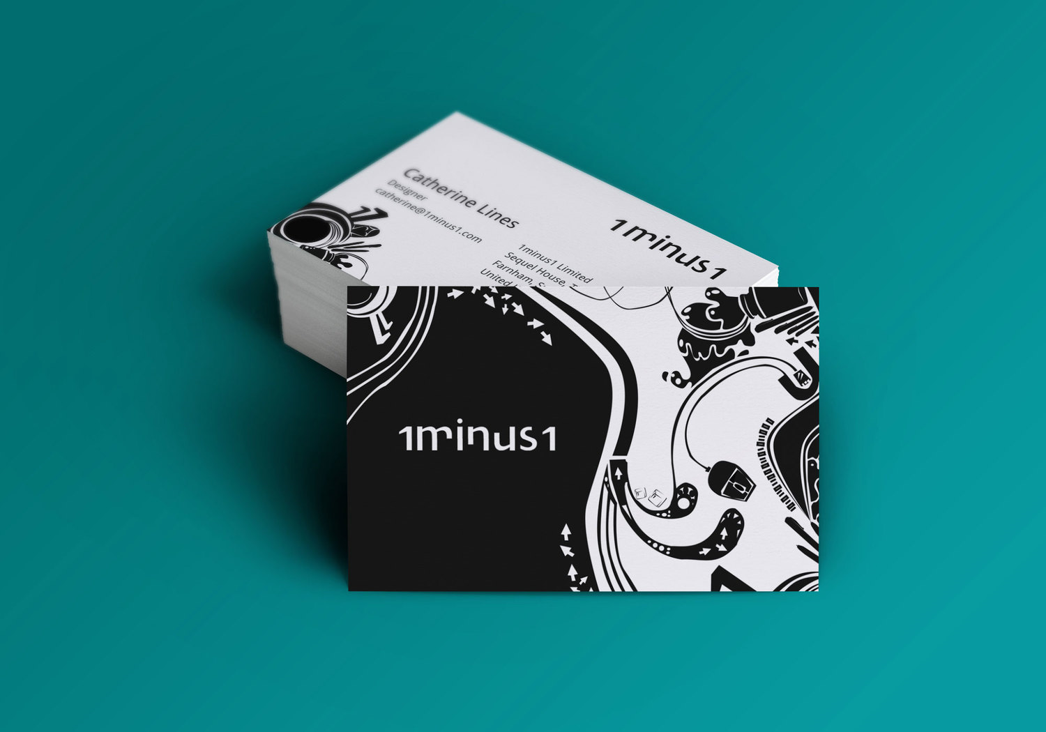 1minus1 Business Cards
