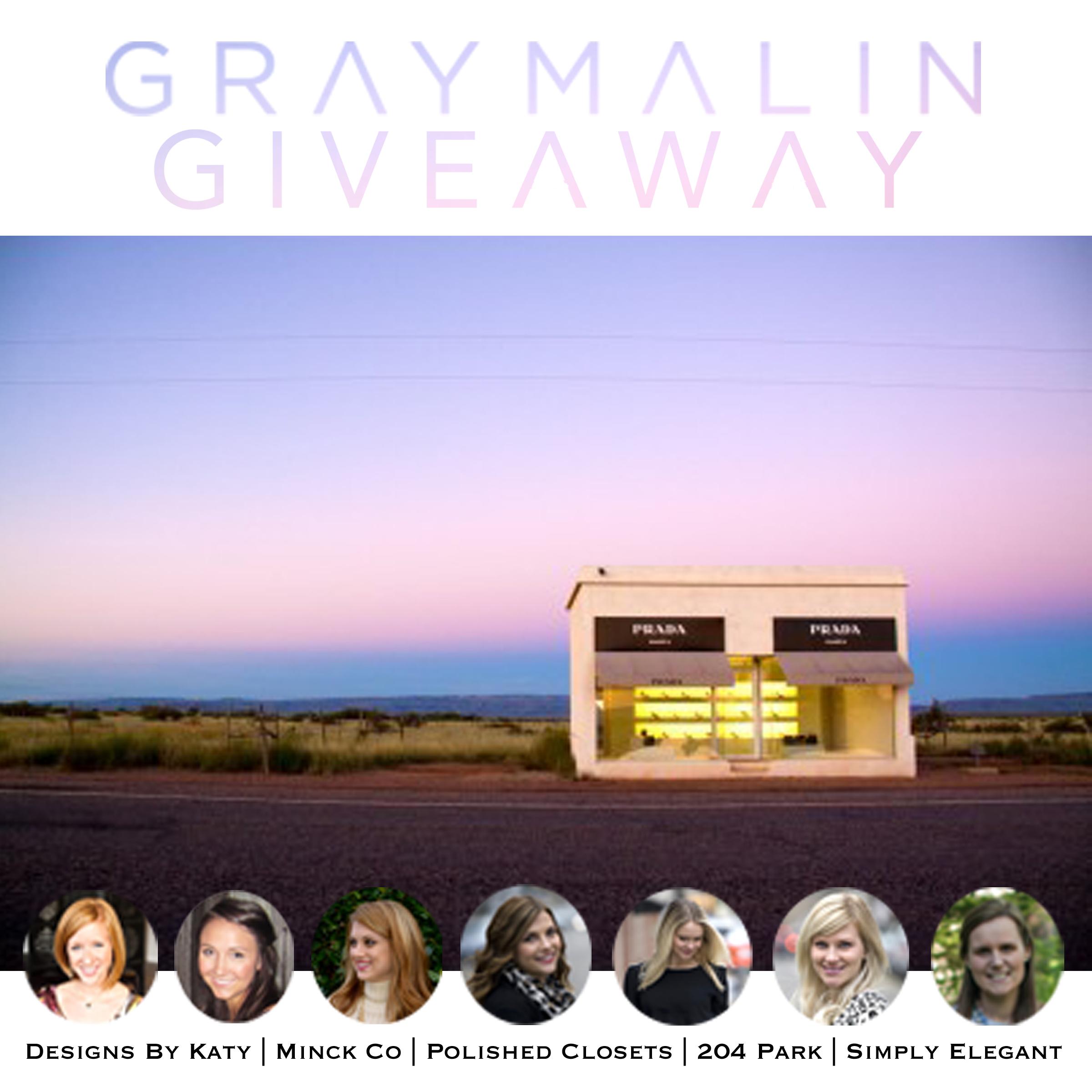 Gray Malin Giveawy