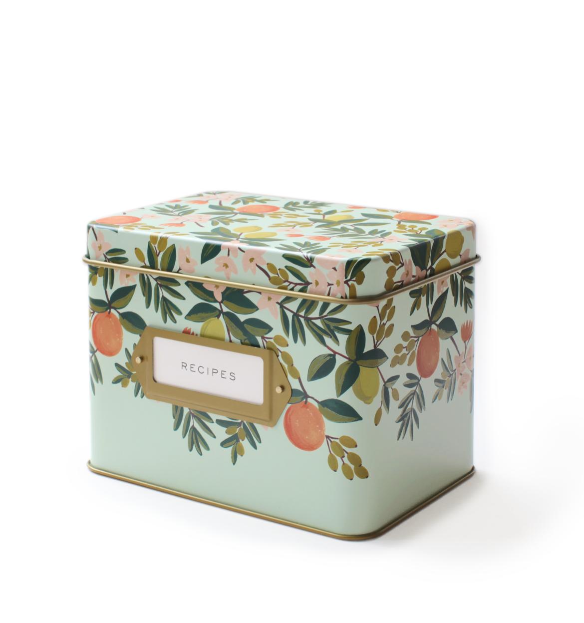 Best & Unique Recipe Boxes
