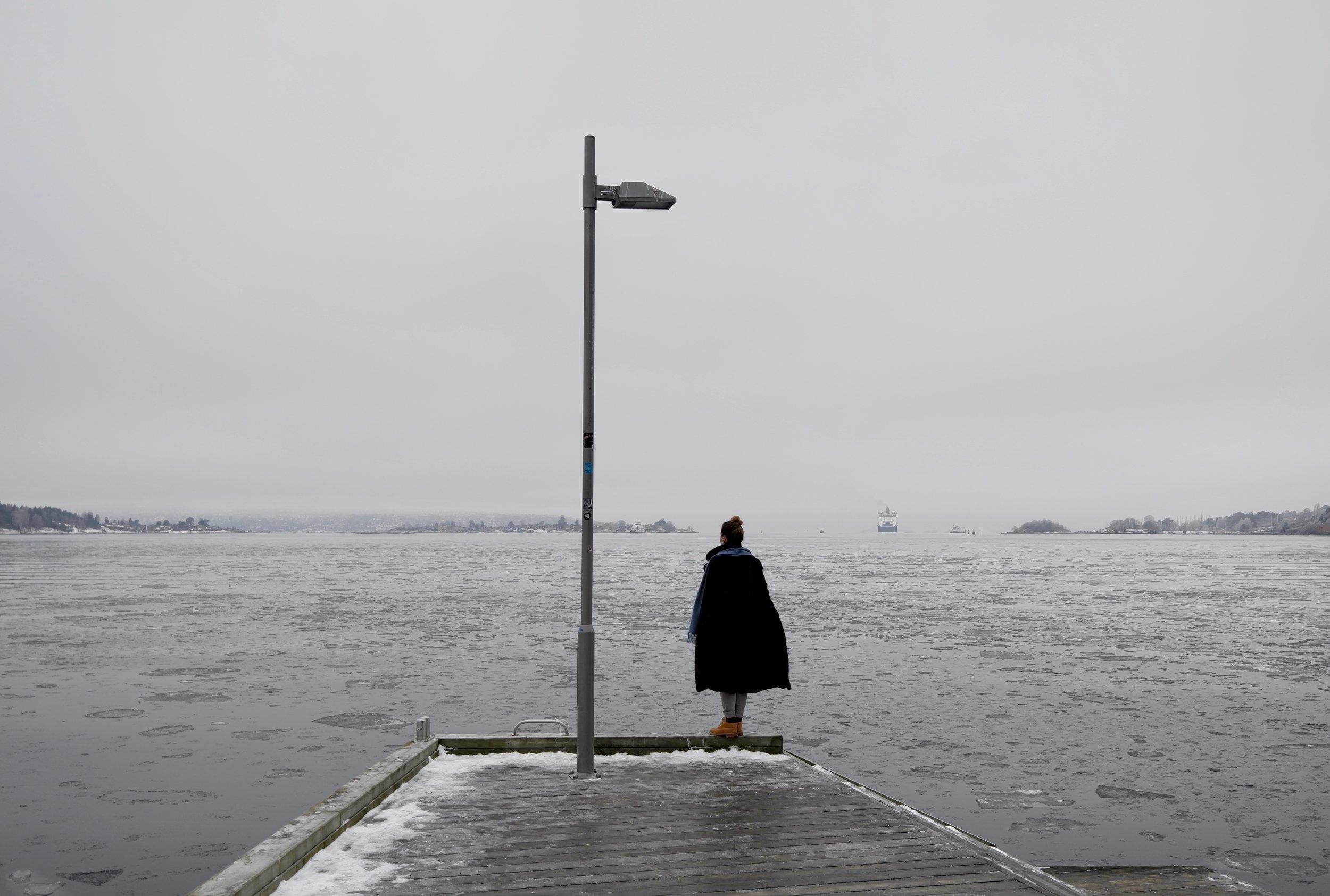 TJUVHOLMEN • OSLO, NORWAY PHOTOGRAPHER: PRINCE JOE