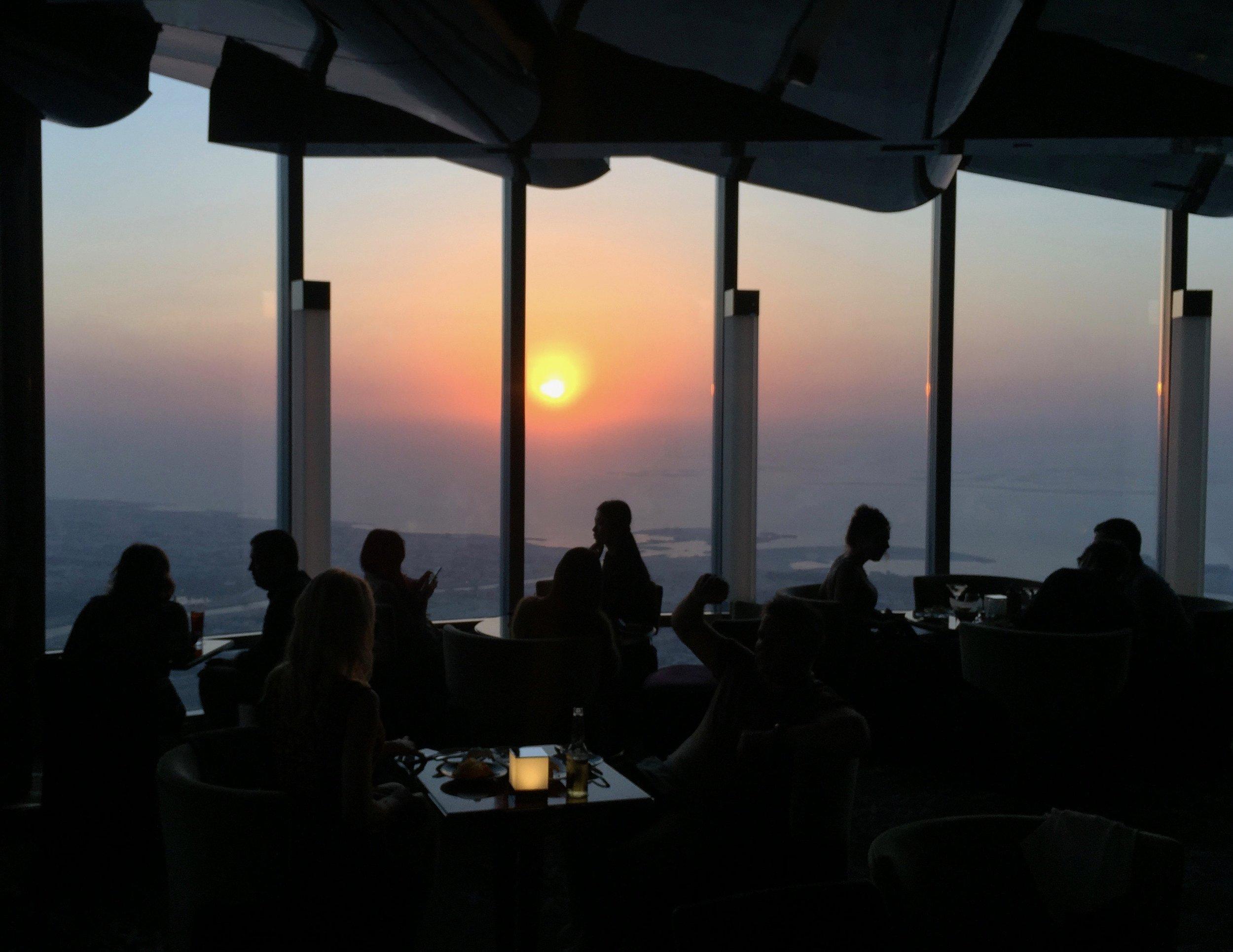 AT.MOSPHERE BURJ KHALIFA • DUBAI, UAE PHOTOGRAPHER: [iamvalmira]