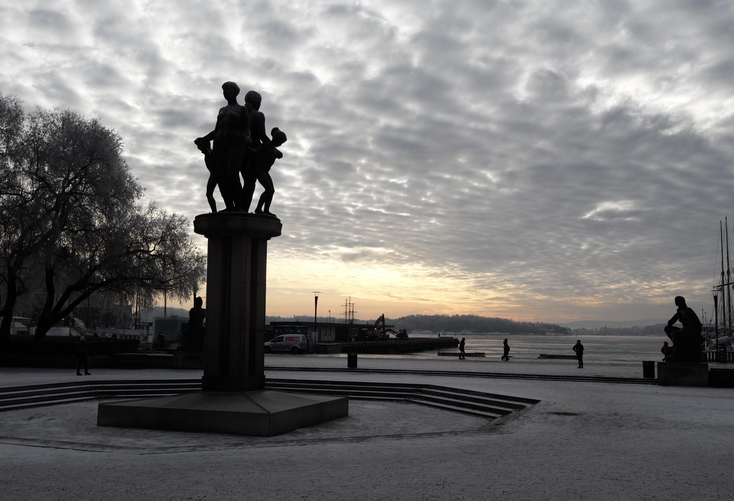 AKER BRYGGE • OSLO, NORWAY PHOTOGRAPHER: [iamvalmira]